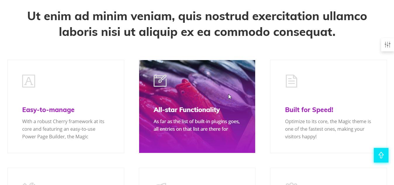 magic multipurpose wordpress theme elements example 05