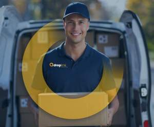 Droplink Delivery Man