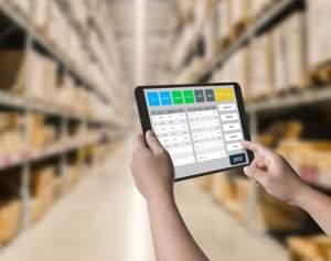 Droplink Managed Warehousing Customer Portal