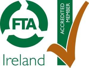 FTA Ireland Bronze accredited member logo