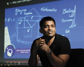 Byju Raveendran Founder