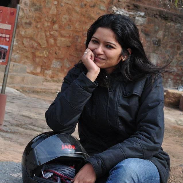 Prachi Garg Author