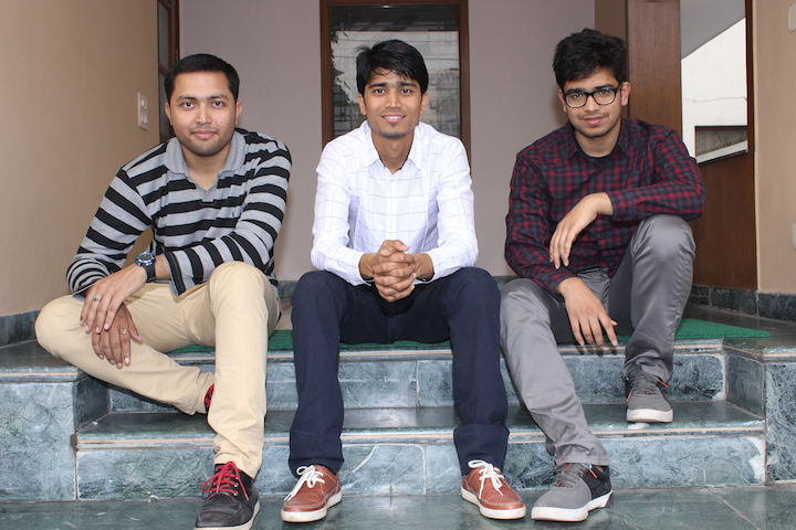 InShorts app founders
