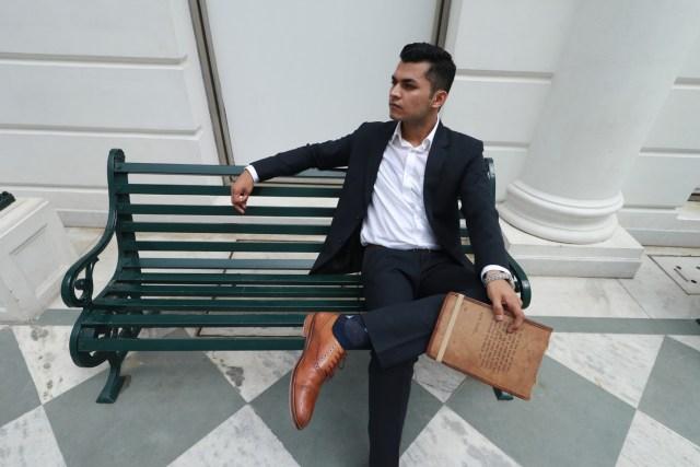 Navgatha Products Founder Ankit Saini