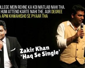 Zakir Khan