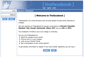 The Facebook Old