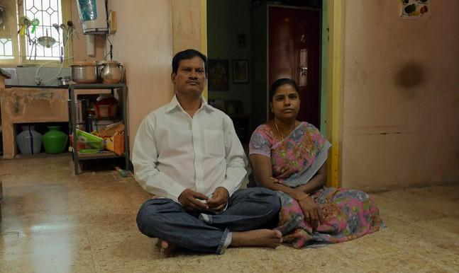 Pad Man's Wife Shanthi