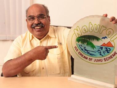 Naturals Ice Cream Owner Kamath