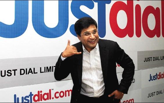 VSS Mani Justdial Founder