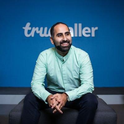 Truecaller founder alan