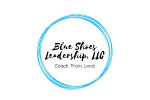 Blue Shoes Leadership logo