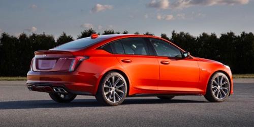 Cadillac Unveil CT4-V, CT5-V, Cowardice — Dropped Clutch