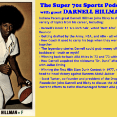 Dr. Dunk and DDF join Super 70's Sports