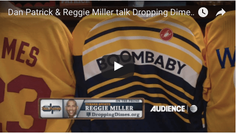 Reggie Miller & Dan Patrick discuss DDF