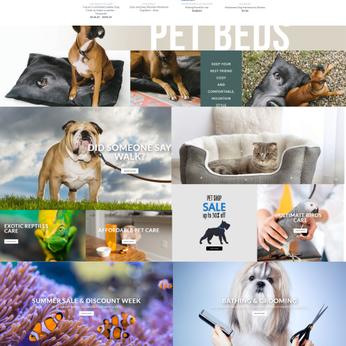Happy Pets Care – Latest Pet Accessories