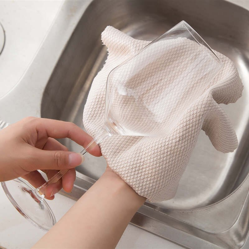 Household Cleaning Microfiber Cloths