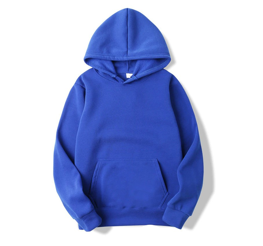 Men's Solid Color Hoodie