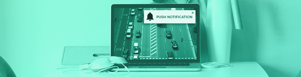 Drive Traffic with Push Notifications-Get Sales with Dropshipping