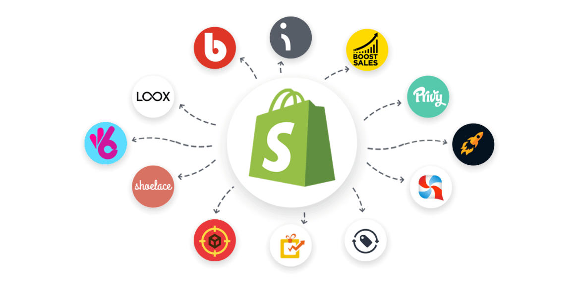 Top 5 Shopify Apps for better sales