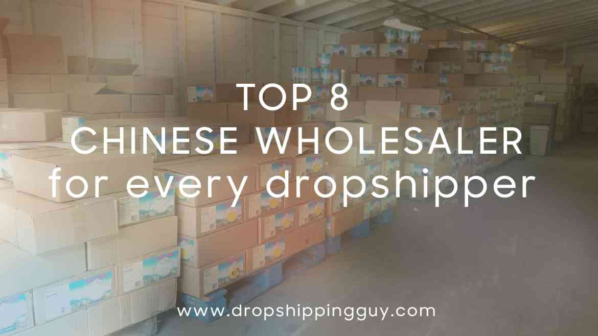 TOP 8 TRUSTED CHINESE WHOLESALE SUPPLIERS JUST FOR YOU!