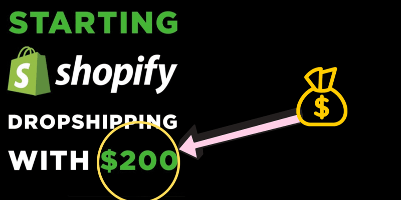 The Easiest Way To Start Dropshipping With $200