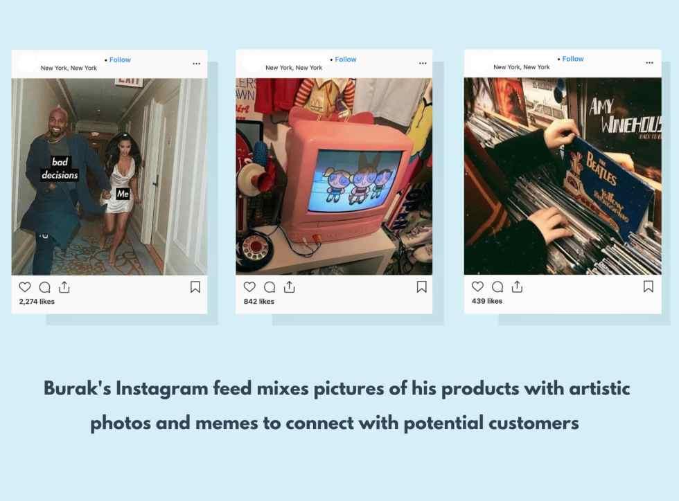 How Burak Makes $150k Dropshipping using Instagram
