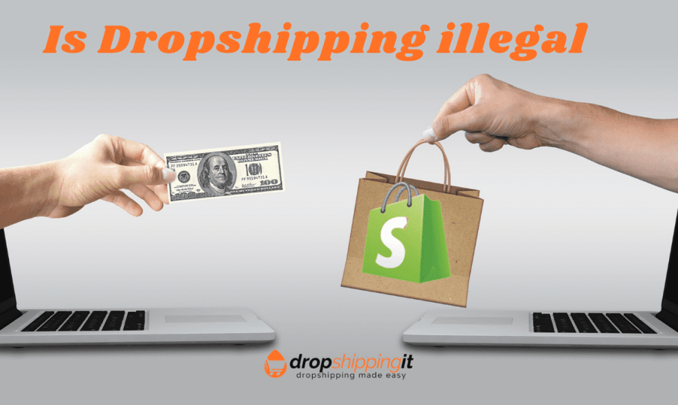 Dropshpping is legal