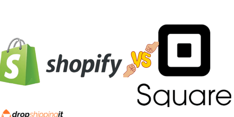 Shopify Vs Square: Definitive Ecommerce Platform Comparison