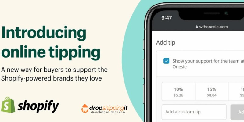 How To Set Up Shopify Tipping Option In Your Store