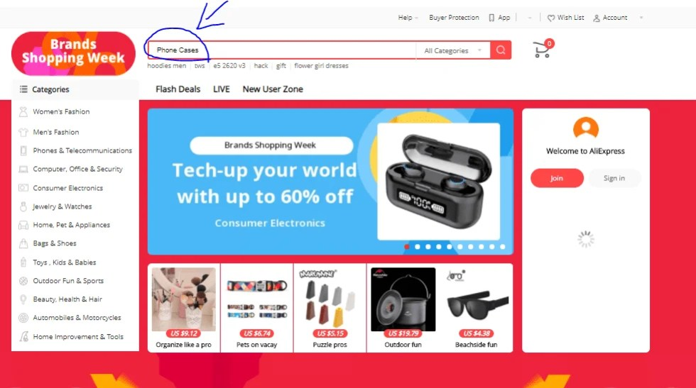 Trustworthy dropshipping suppliers on aliexpress