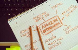 Amazon Optimization dropship plan on notebook
