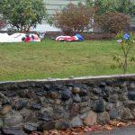 2 Haikus on Inflatable Christmas Lawn Ornaments