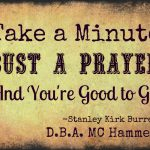 Bust a Prayer Printable
