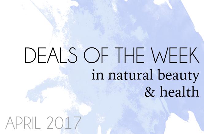 Deals of the Week April 2017