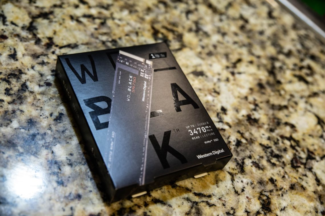 WD Black SN750 NVMe SSD Review and Unboxing | Drop The Spotlight