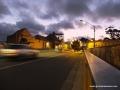 Redfern by night