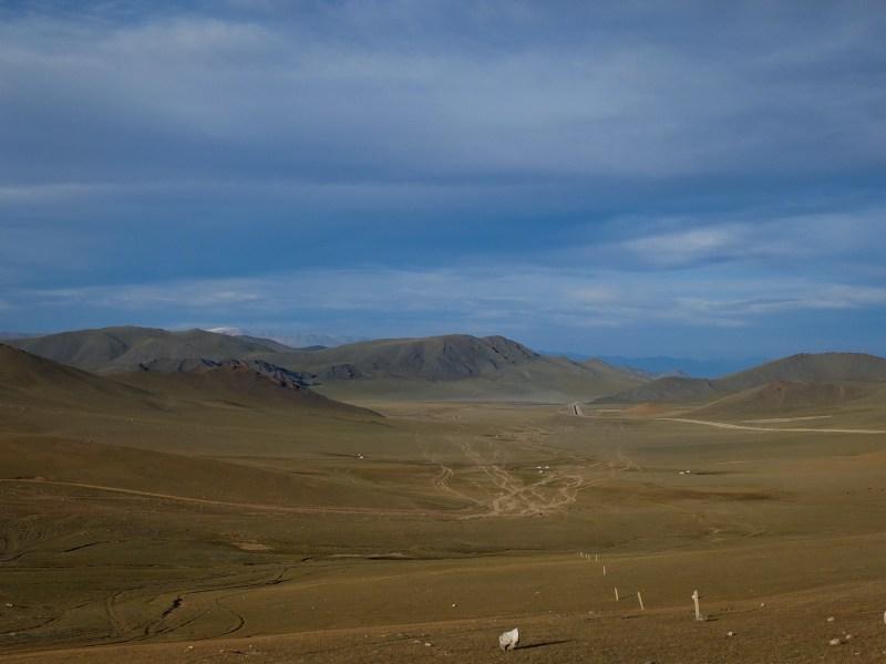 ...to wayless Mongolia