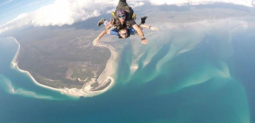 Skydive Hervey Bay