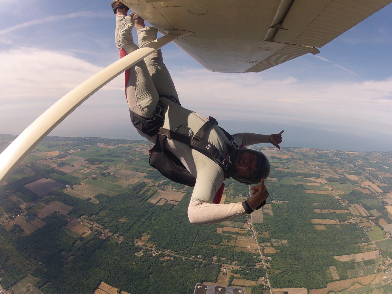 University at Buffalo Skydiving Club