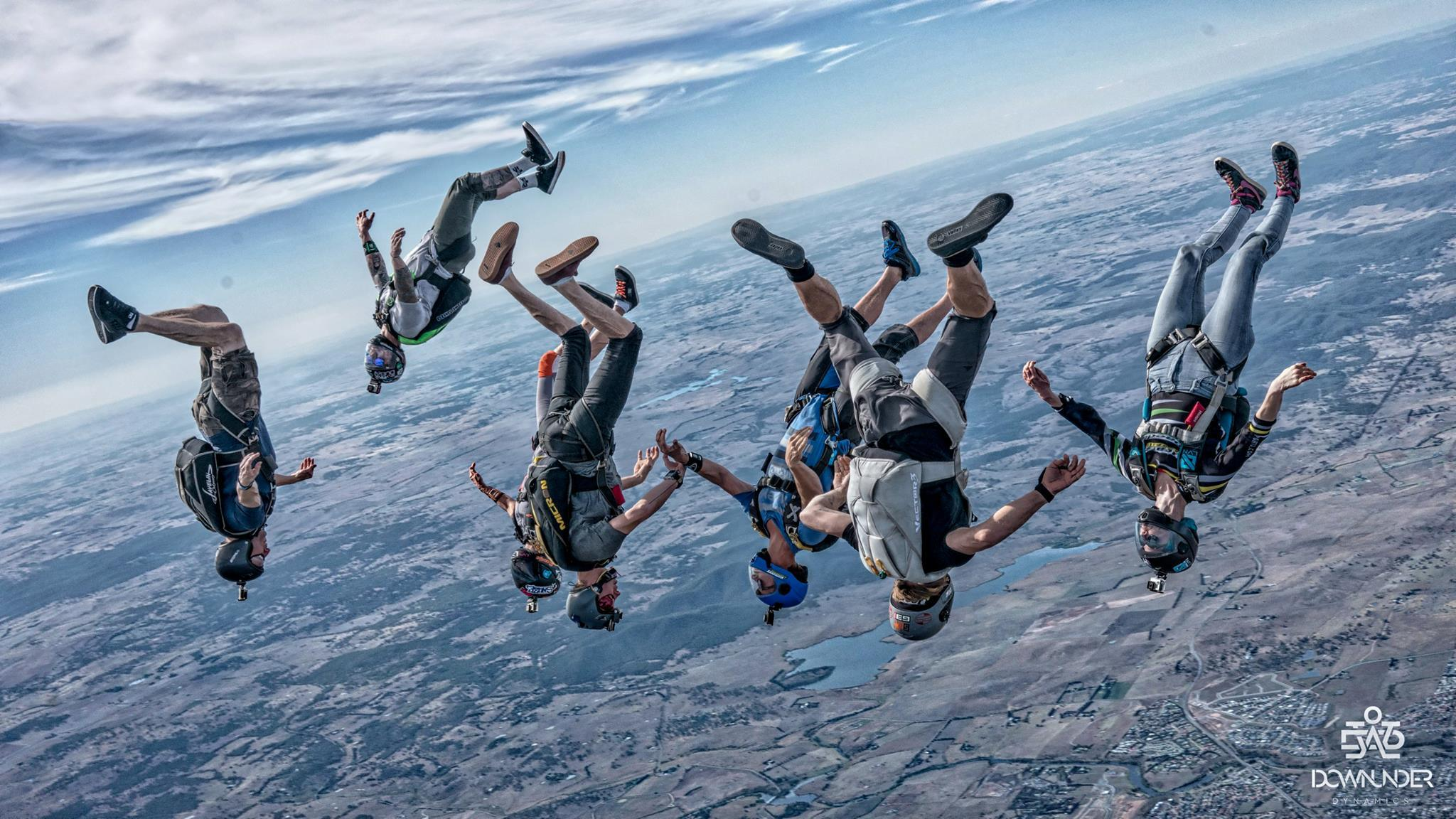 Adrenalin Skydive