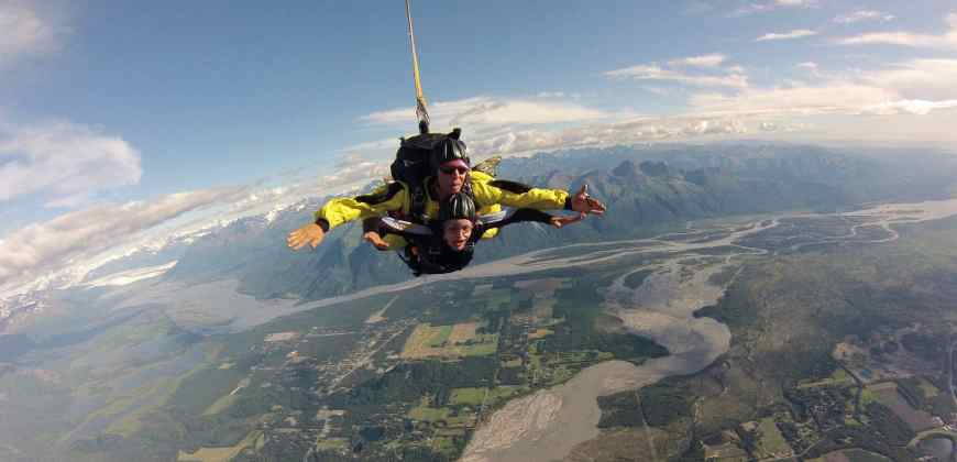 Alaska Skydiving Center