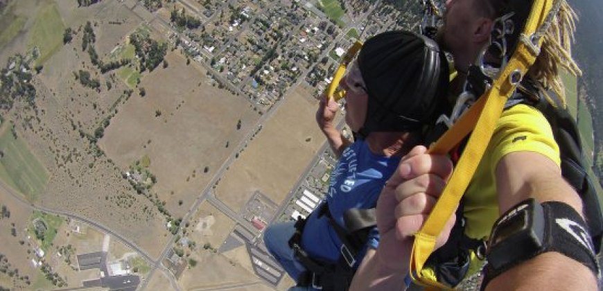 Skydive Awesome!