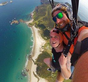 Skydive Ballistic Blondes