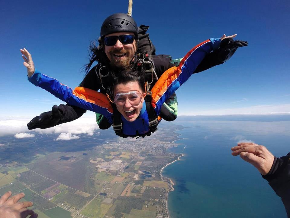 Skydive Burnaby