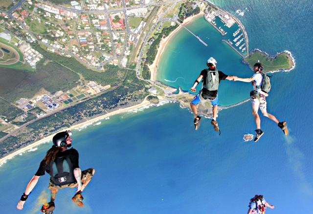 Coffs Skydivers
