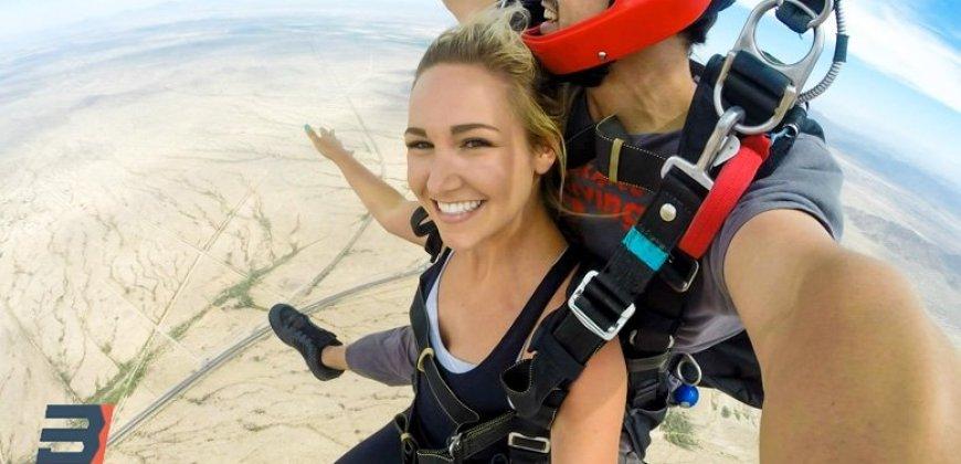 Skydive Coastal California