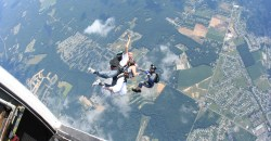 Skydive Cross Keys
