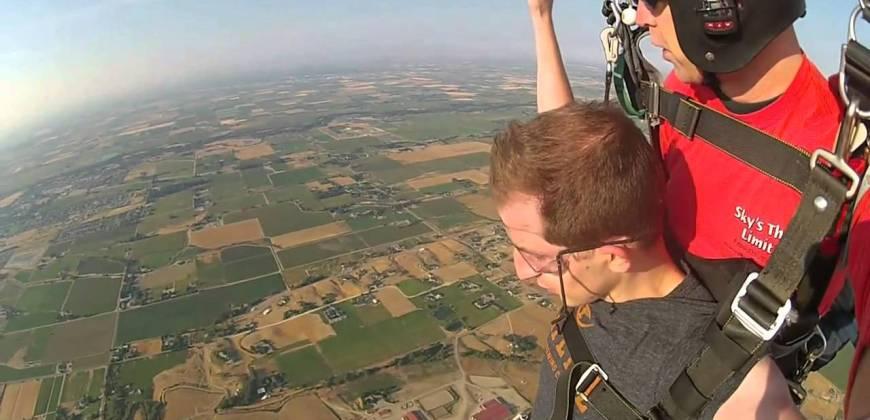 DZONE Skydiving-Boise