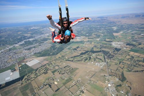 0800 Skydive Hawkes Bay