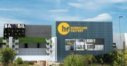 Hurricane Factory Madrid
